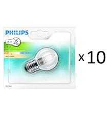 Philips Halogen Klot E27 28W (35W)10st