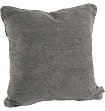 Black Linen Kuddfodral 60x60