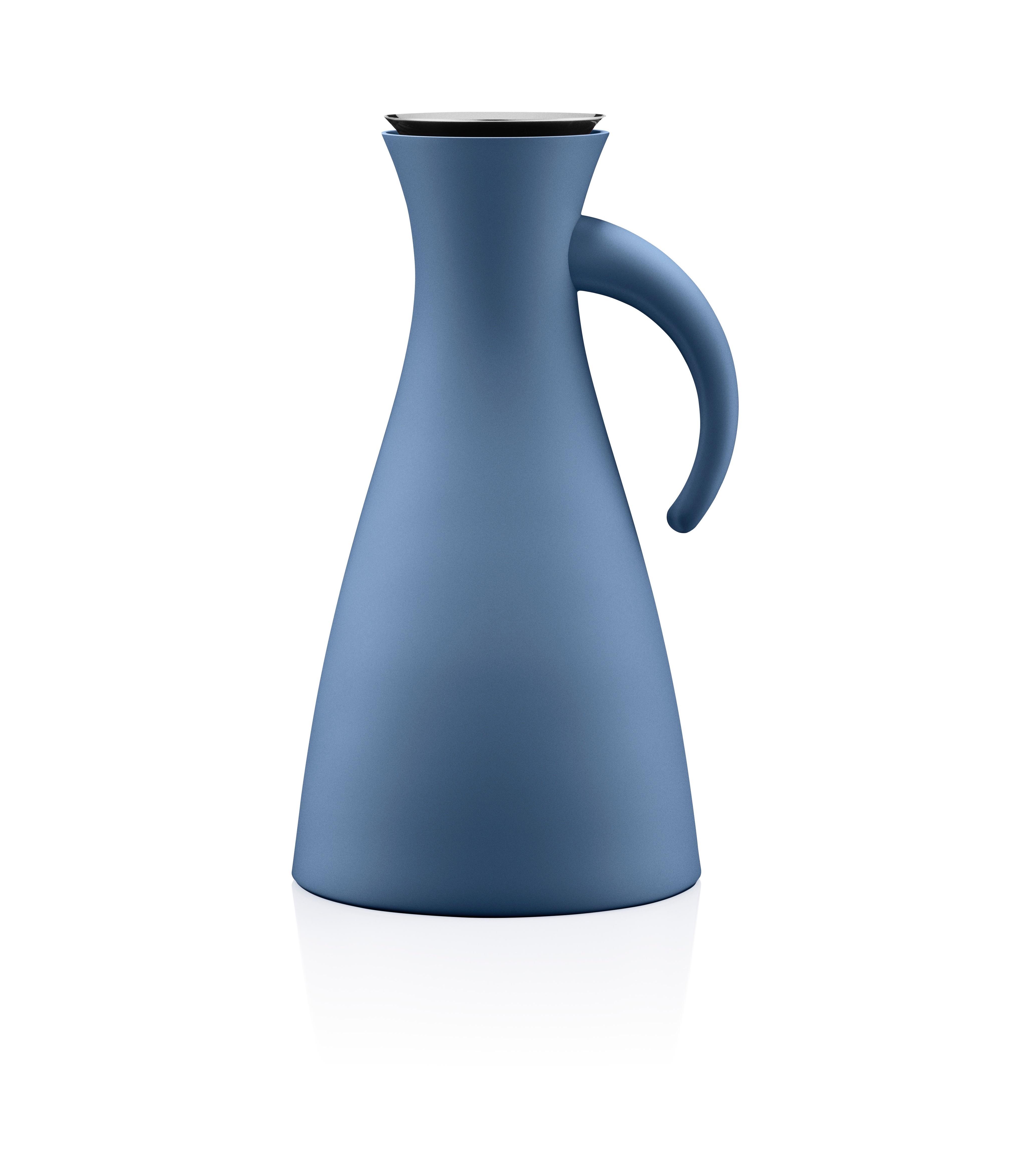 Termoskanna 1 liter Moonlight blue