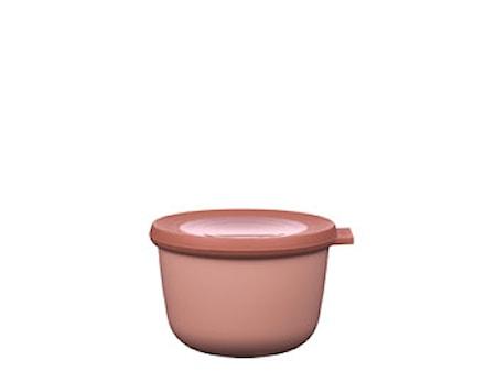 Rosti Mepal Skål med lock Cirqula 50 cl N.pink