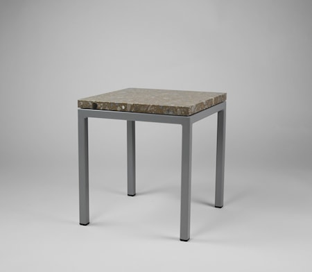 Reis Pettersson Piccolo bord 30x30x30 - Light grey underrede, Palermo