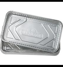 Aluminiumform stor, 5-pack