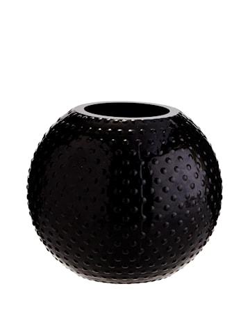 Vase rund Ø 10 cm - Grøn