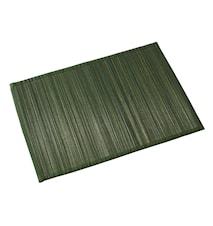 Essent. Bamboo Bordstablett Mörkgrön