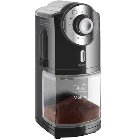 Kaffekvarn Molino - Svart