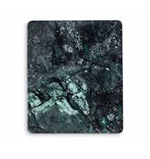 Marmorbricka Grön 30 x 25 cm