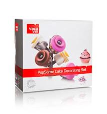 PopSome Cake Dekorasjonssett