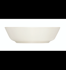 Teema Tiimi tallerken dyb 9 cm hvid