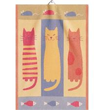 CATS Handduk  35X50 CM