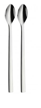 WMF Nuova Lasilusikka kiillotettu teräs 22 cm 2-pack