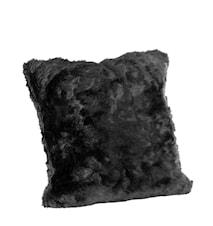 Leia Black Kuddfodral 50x50