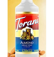 Almond Syrup 375 ml -