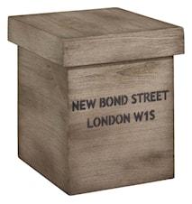 Vintage box sidobord