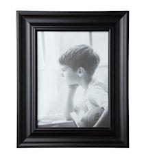 Ramme Svart/Glass 24x18 cm