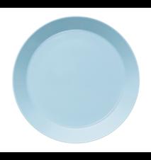 Teema tallerken 26 cm lyseblå