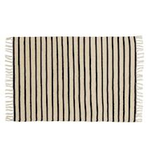 Teppe Signature striper 75x150 cm - Blå