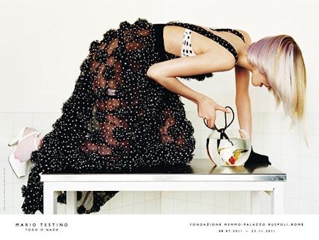 Bild av Framia Gemma Ward poster 60x80