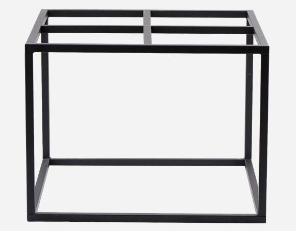 Underrede soffbord 60x60 cm