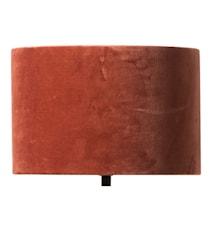 Sanna Lampskärm 38cm Rust