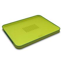 Cut&Carve skärbräda grön - 37,5 cm