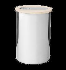 Scoop kaffebehållare med mått - 500 g