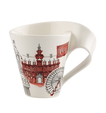 Cities of the World Mug Mugg 0,35l - Lille