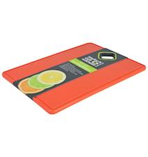 Skärbräda Nylon 28x20 Orange Halkfri