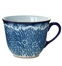 Ostindia Floris set mugg 40 cl+ tallrik 20 cm