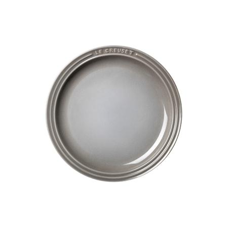 Le Creuset Lautanen 23 cm Mist Gray