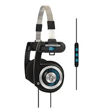 PortaPro KTC On-Ear Mic Svart