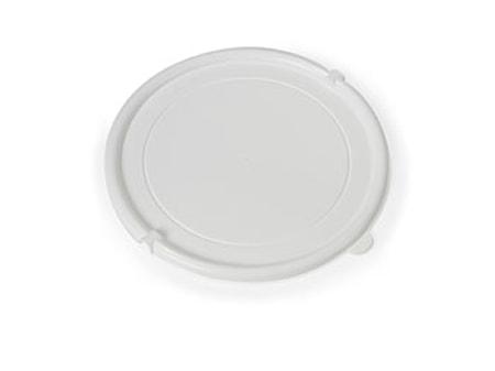 Nordiska Plast Kansi muovisankoon Valkoinen 10L
