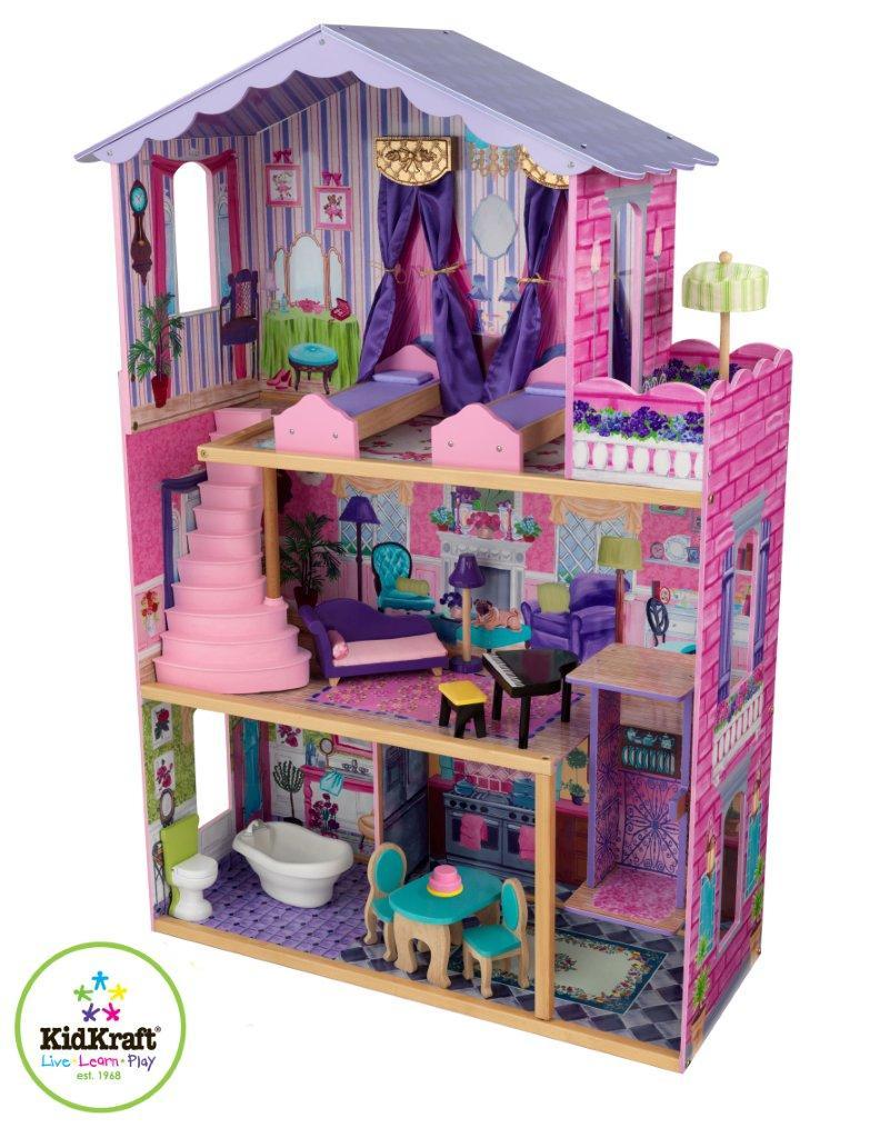 My dream mansion dockhus
