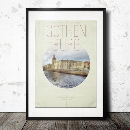 Bild av Konstgaraget Göteborg poster