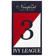 Ivy League beach towel