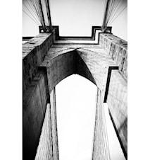 New York Bridge 3 Väggdekoration
