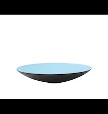 Krenit Tallrik Ljusblå Ø 16 cm
