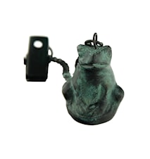 Groda för duk, brons, 4 st