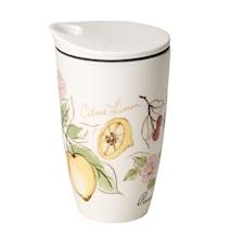 French Garden Fleurence Kaffe to Go Mugg 0,35l