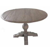 Vintage round matbord