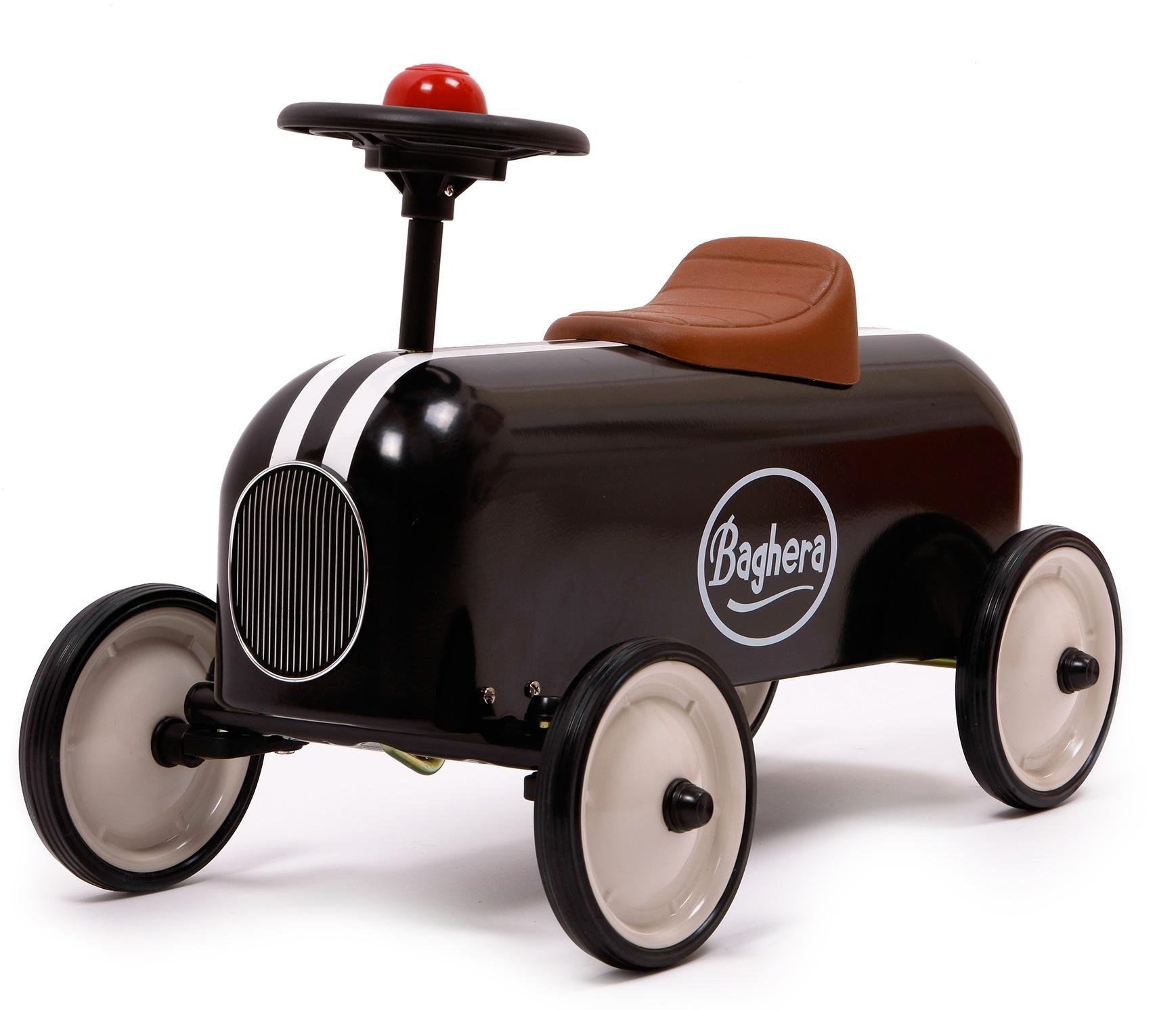 Racer black sparkbil