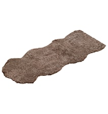 Aussie Longo Korthårig fårskinnsfäll ca 60x140 cm - Sahara
