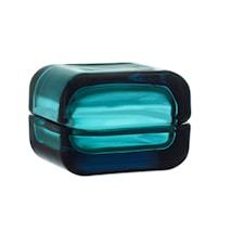 Vitriini 60x60mm havsblå