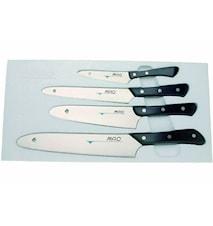 Presentförpackning 4 knivar
