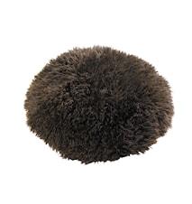 Sheila Round Kudde Ø40 cm - Mocha/Black