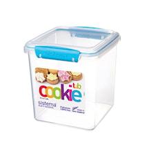 Klip it 2,35L Cookie Tub  Accents