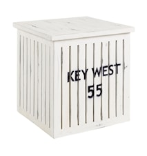 Keywest Trunk - Vit