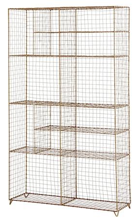 Standing wire rack förvaringshylla
