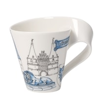 Cities of the World Mug Mugg 0,35l Luebeck