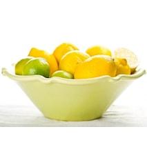 Provence Skål Lime 28x8,5 cm