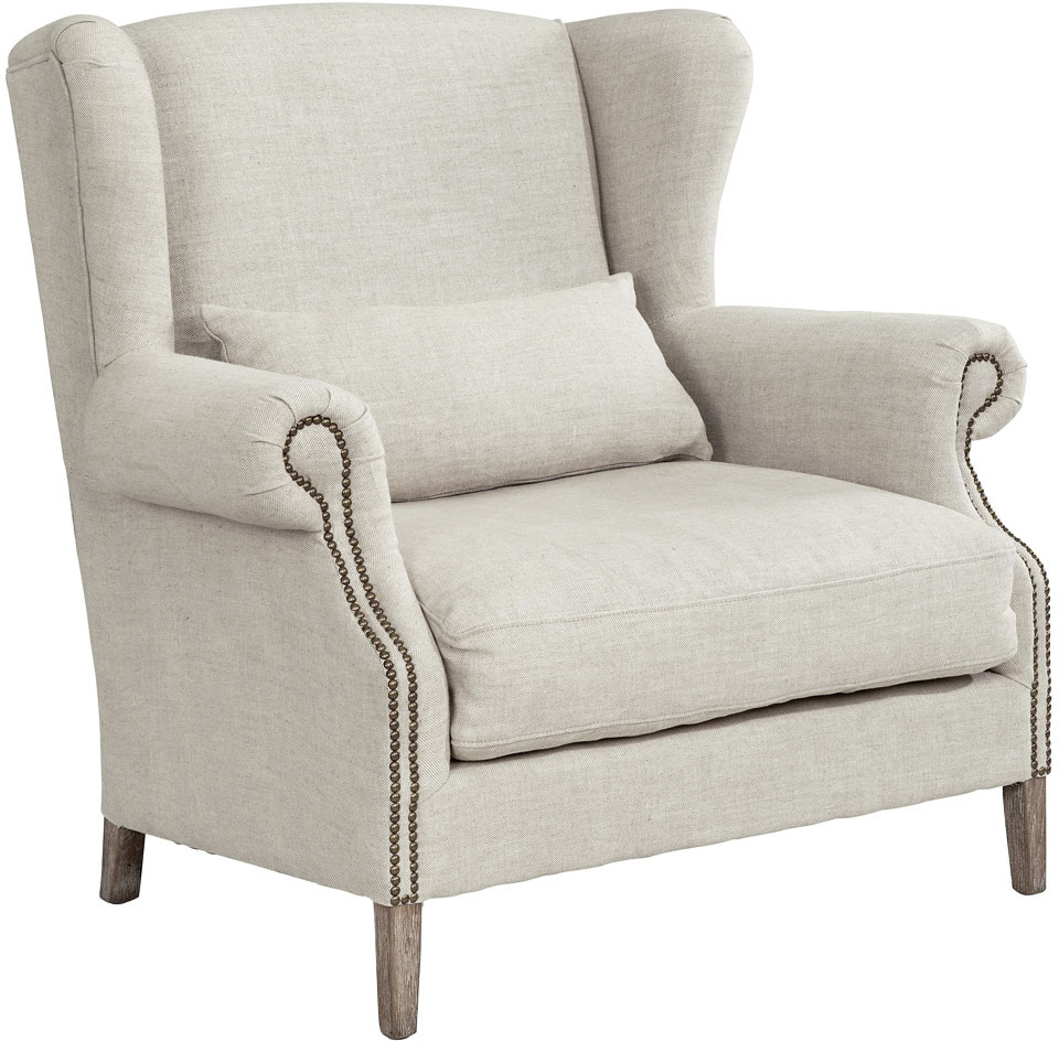 Queens armchair